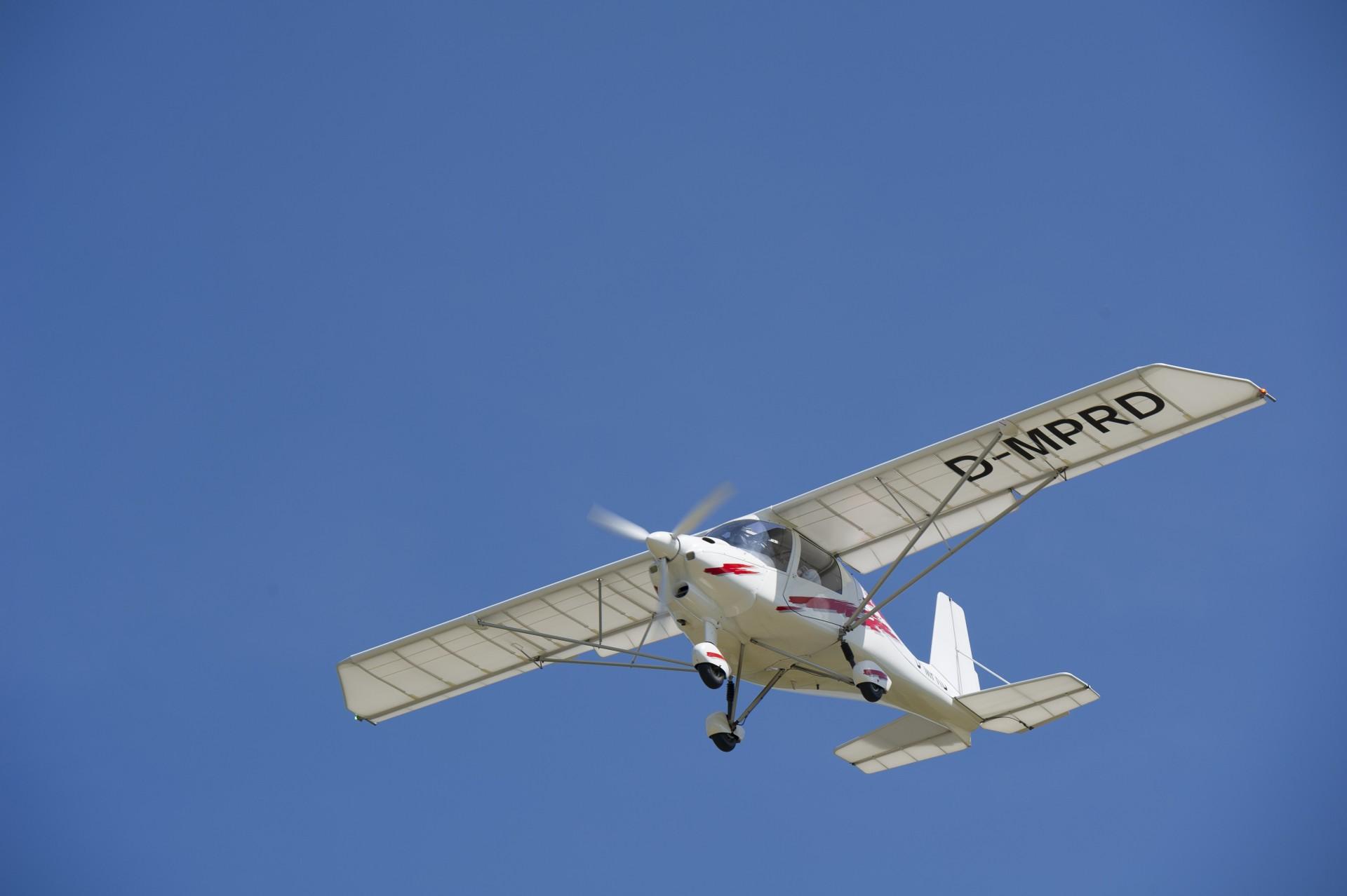 Ikarus C42 Fluggemeinschaft Rennefeld